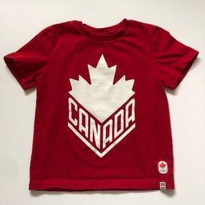 Hudsons Bay Olympic Canada Shirt